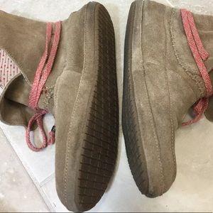 4fee607505c94d Sanuk Shoes - Sanuk Soulshine 8 Suede Moc Boots